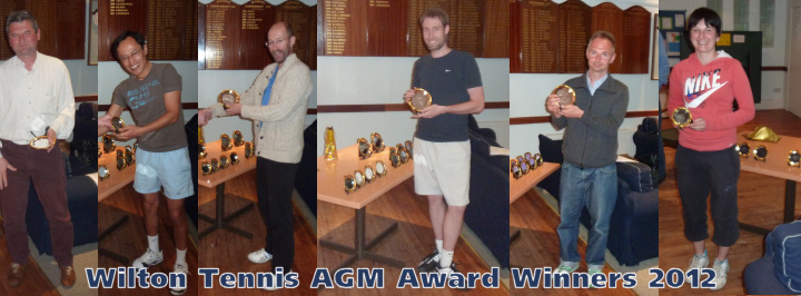 Wilton Awards 2012